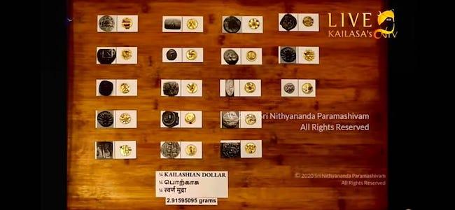 'றிசேர்வ் பாங்க் ஒஃப் கைலாசா', 'கைலாசியன் டாலர்'    நித்தியானந்தா அறிவிப்பு! 1