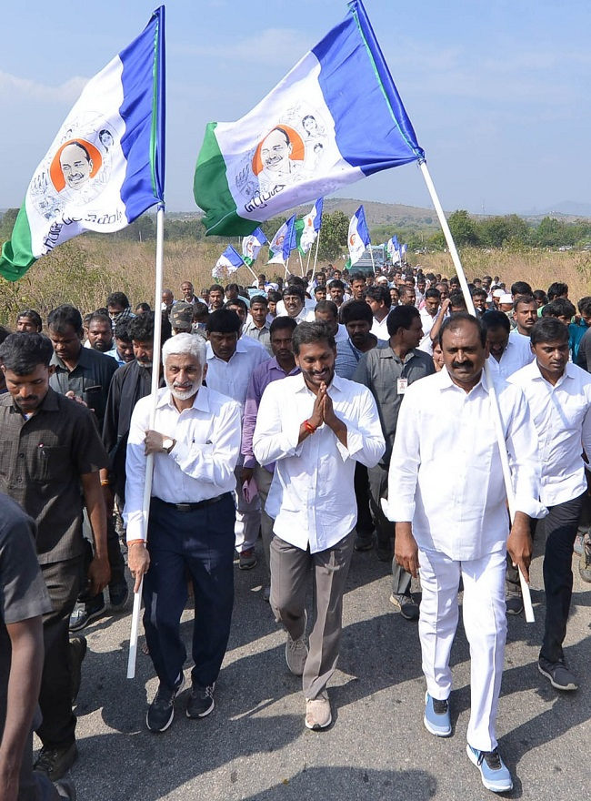 Jagan ends 14-month padayatra, but will it pay dividends in