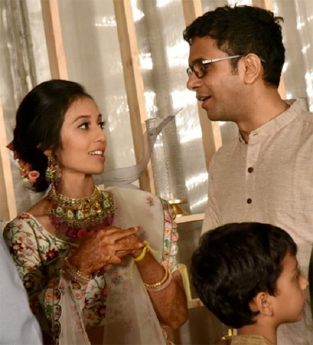 Rohan Murty And Aparna Krishnan Get Married In Private