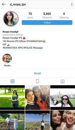 Fake Profile Instagram