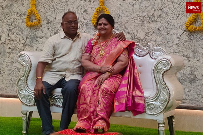 Karnataka Industrialist Stuns Guests With Startlingly Lifelike Statue Of Wife