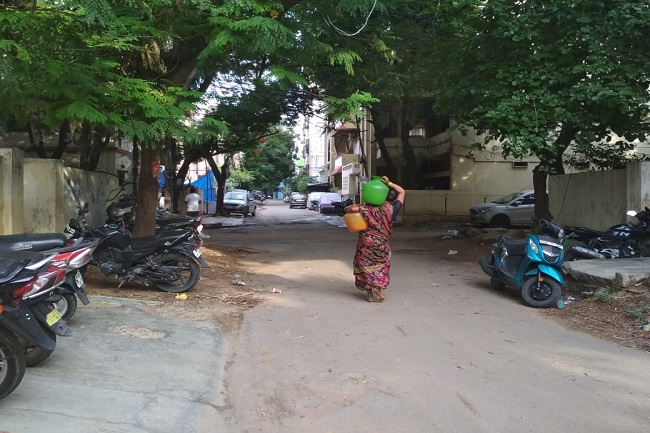 Water access is a gruelling game for Hyderabad's slum dwellers | The