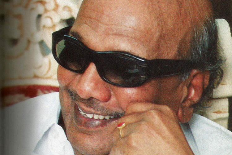 When Karunanidhi pledged his Gopalapuram home to be turned into a hospital