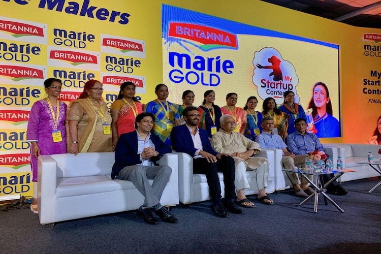 Britannia Marie Gold awards Rs 1 cr to homemakers for kickstarting business ventures