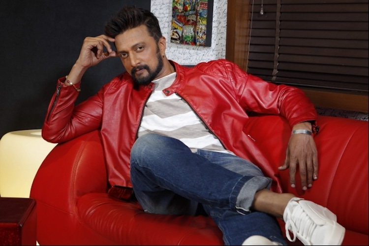 Kiccha Sudeep clarifies on his next directorial