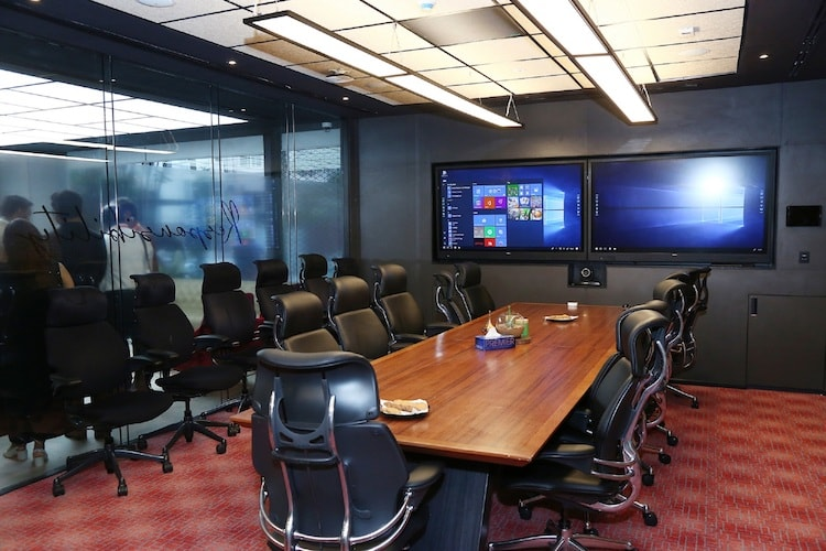 From smart desks to collab screens: The 'Future of Workplace' is here at Space Matrix