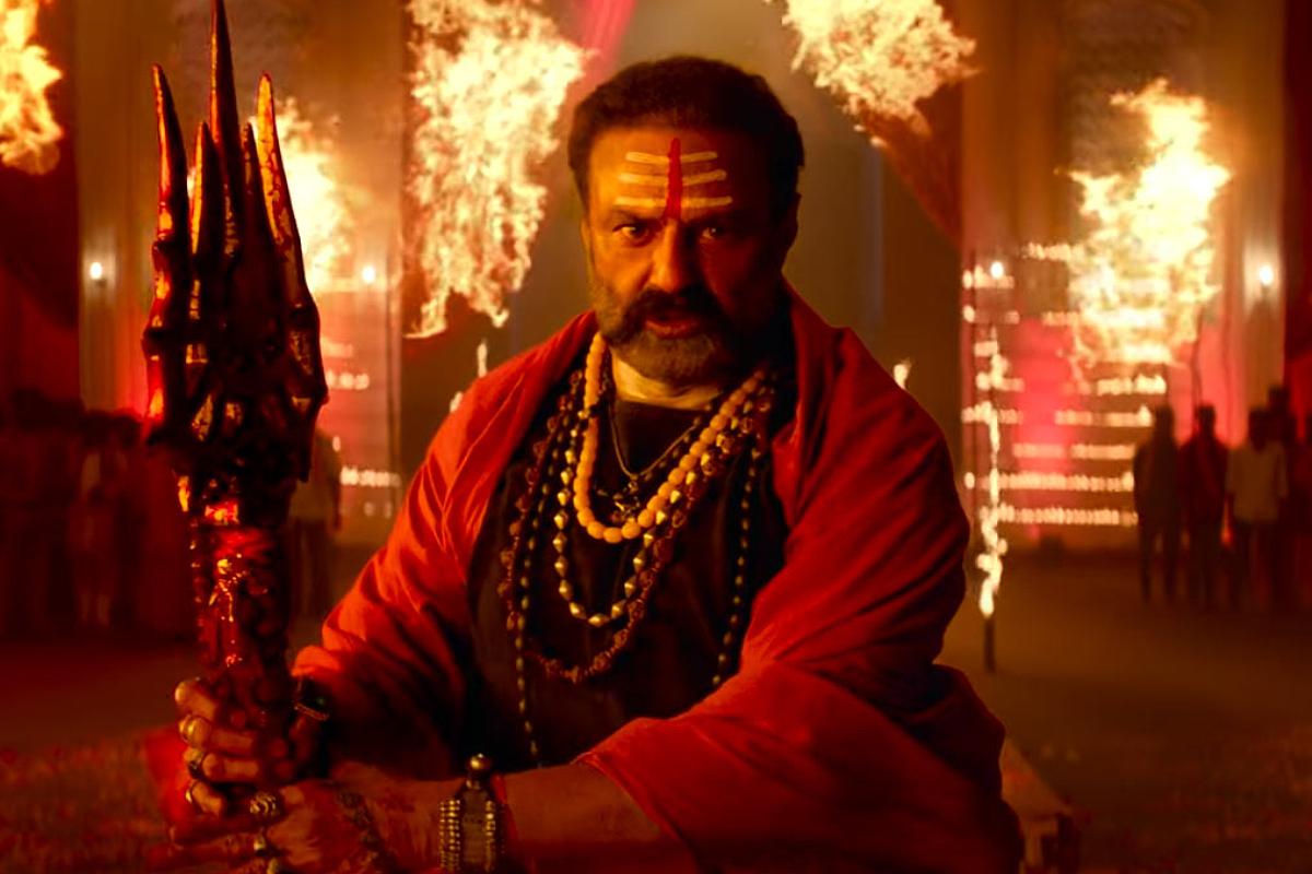 Watch: Nandamuri Balakarishna plays an aghori in 'Akhanda' teaser | The  News Minute