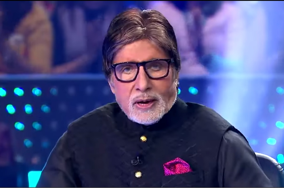 Amitabh Bachchan shares health update, hints about undergoing surgery | The News Minute