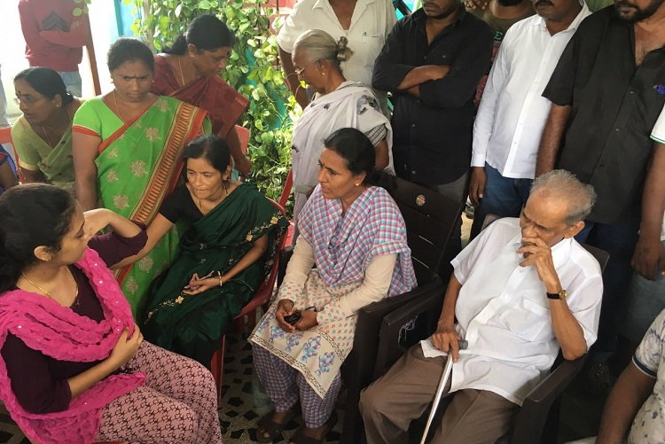 Amrutha is our daughter, will stay with us': Caste crime victim