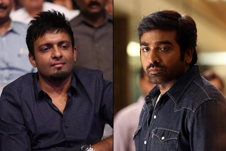 Director Anand Shankar clarifies on working with Vijay Sethupathi