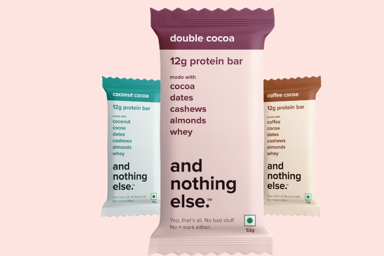 Health food brand 'And Nothing Else' raises seed funding from Matrix Partners India