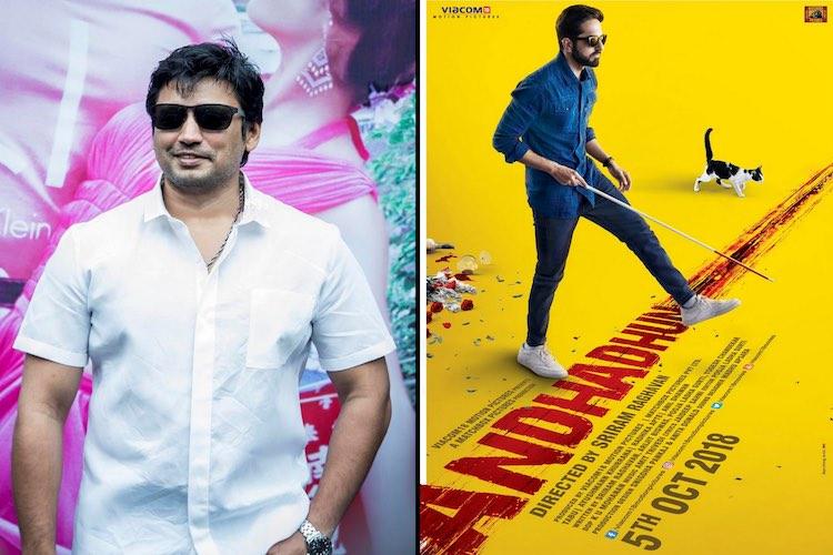 'Andhadhun' Tamil remake to star Prashanth