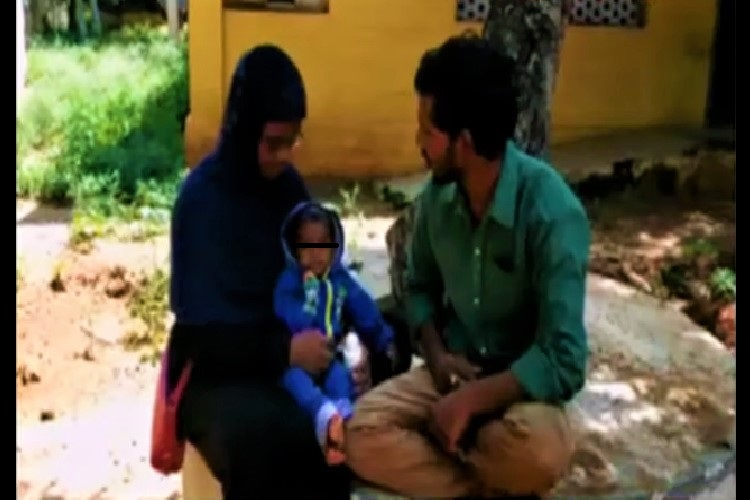 Unable to meet expenses, Andhra couple file plea to euthanise 1-yr-old ailing child