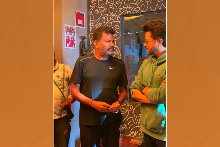 Anil Kapoor to play the antagonist in Kamal's 'Indian 2'?