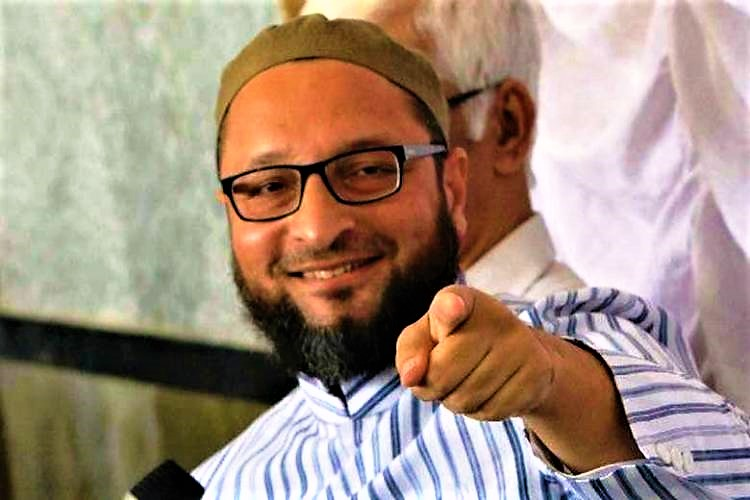 With Cong out, TRS-friendly AIMIM stakes claim for 'Opposition' status in Telangana