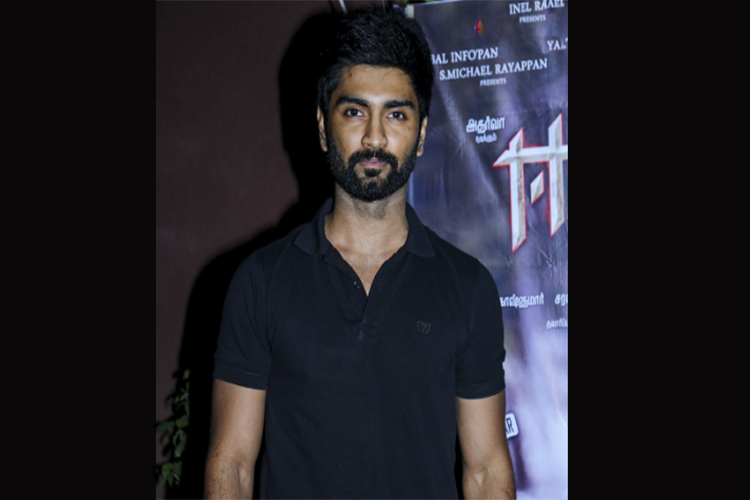 Atharvaa signs next film with debutante director Raveendran