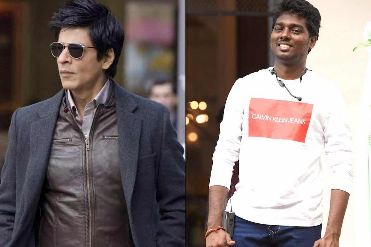 Shah Rukh Khan in dual roles in Atlee's Bollywood debut? | The News Minute