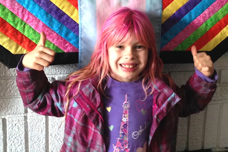 National Geographic's Stunning New Cover Features A 9-Year-Old Transgender Girl