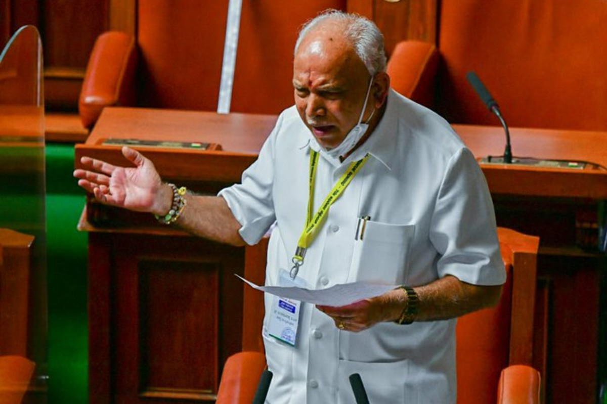 Will retire from politics if corruption charges against son proved BS Yediyurappa