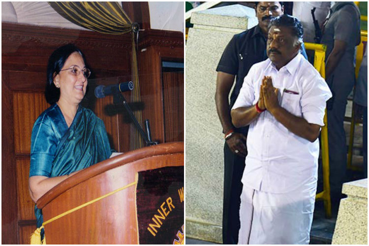 I was forced to resign: Tamil Nadu CM