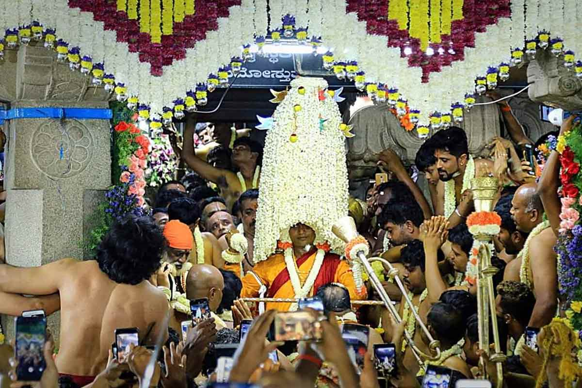 Bengaluru's Karaga festival won't have a procession for first time in over a century