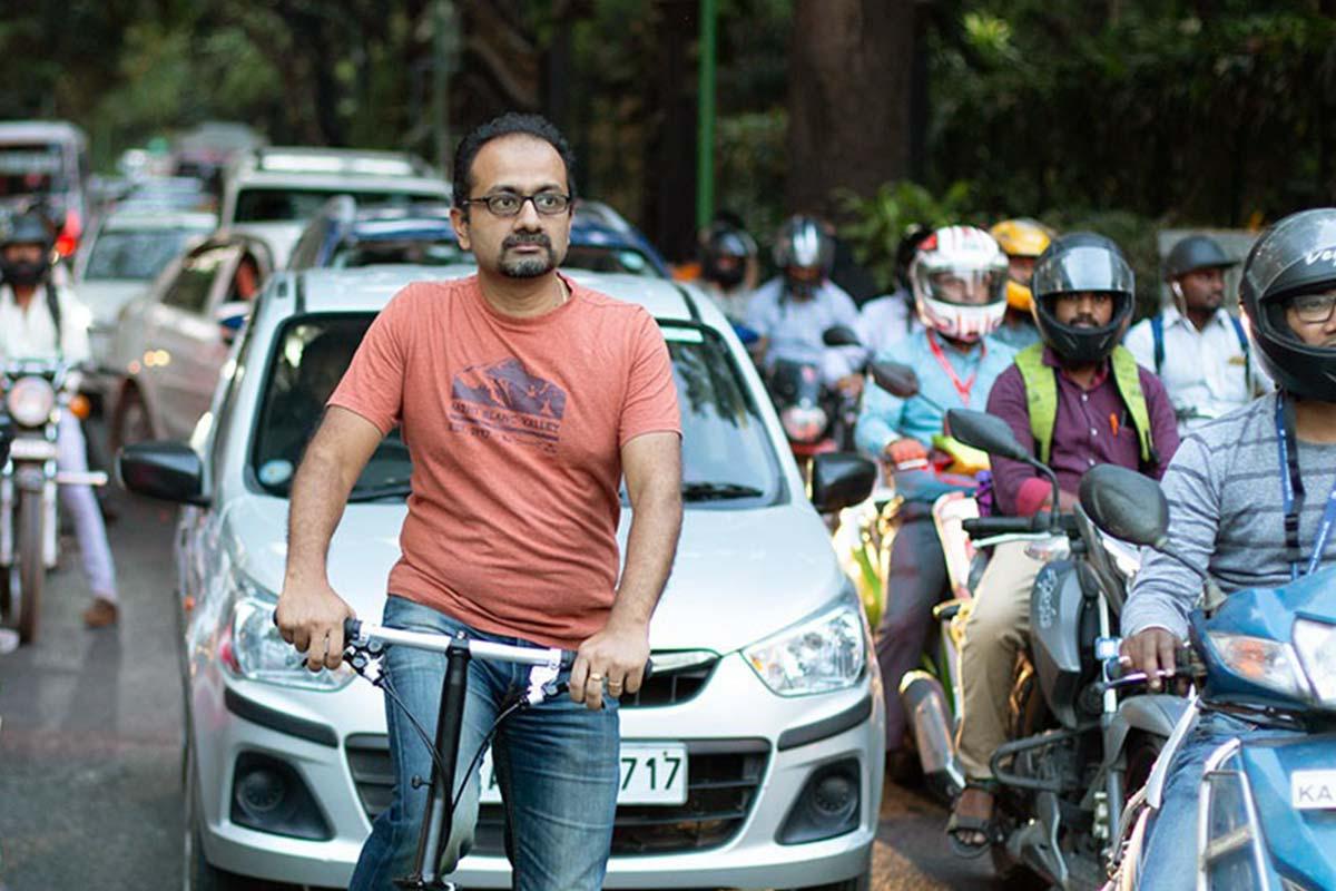Bengaluru's 'bicycle mayor' hopes to make city cycle-friendly post lockdown