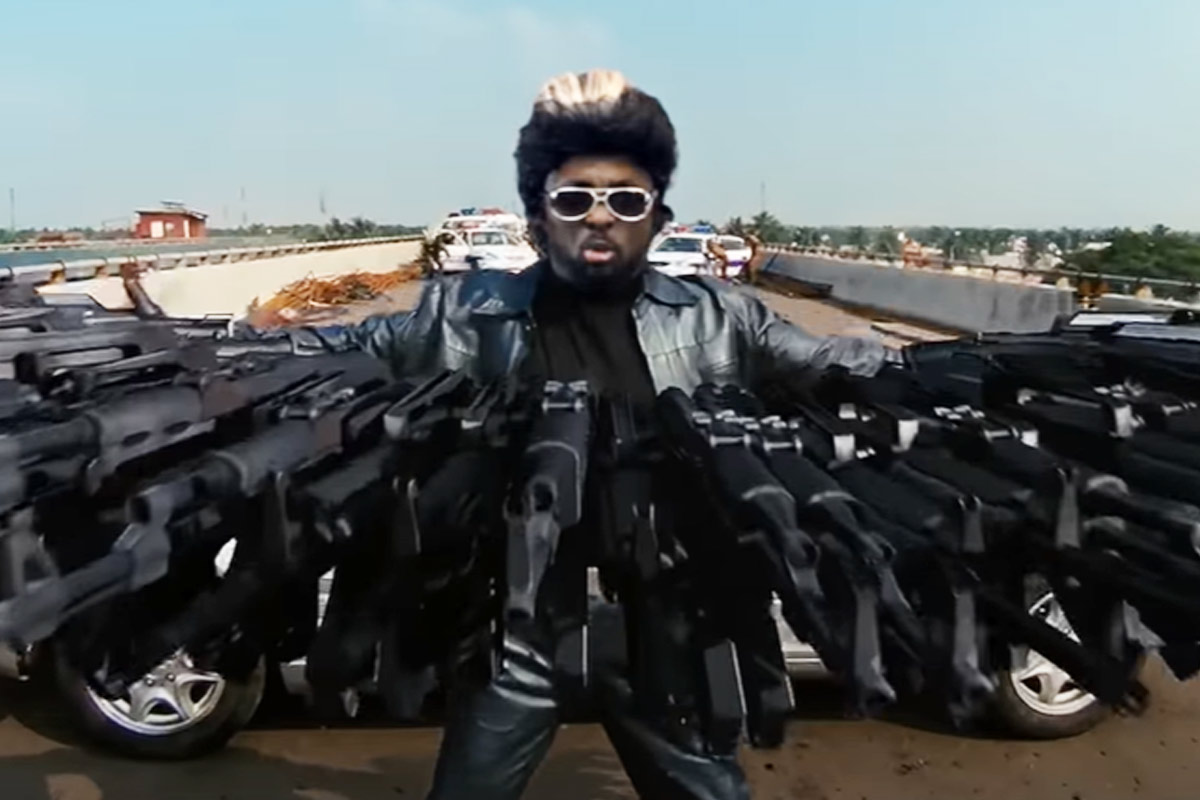 Watch Black Eyed Peas video ACTION has electrifying sequences from Indian films