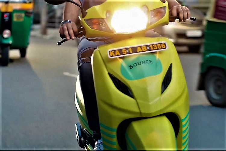 Sachin Bansal invests in scooter sharing startups Vogo and Bounce