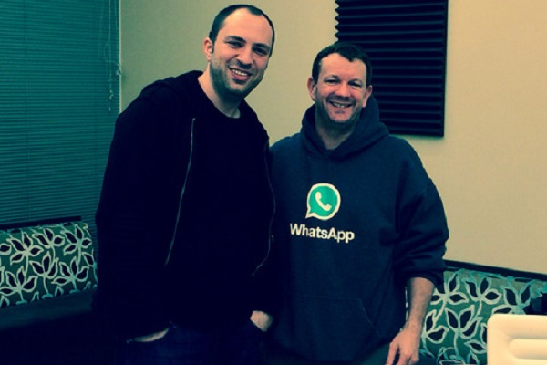 WhatsApp co-founder Brian Acton had disagreements with Facebook before quitting