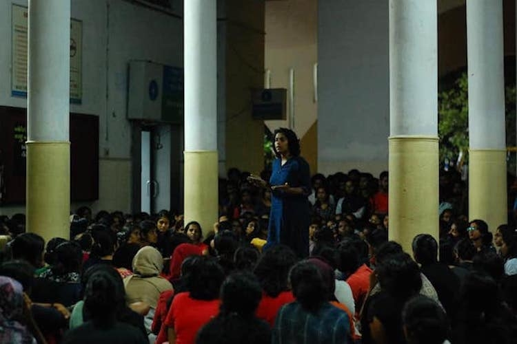 How a group of students won the battle to lift curfew for women at this Kerala college