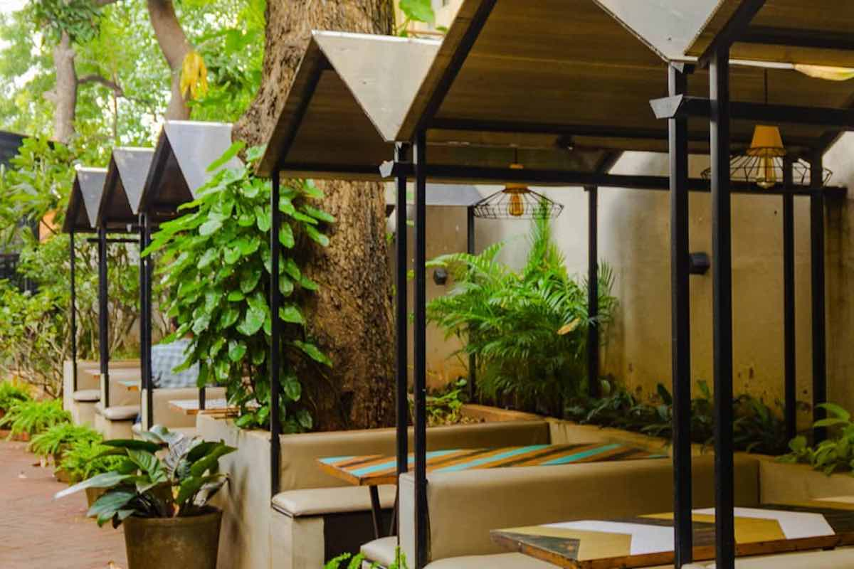 Looking for open air spaces to hang out? Check out these 6 Chennai cafes