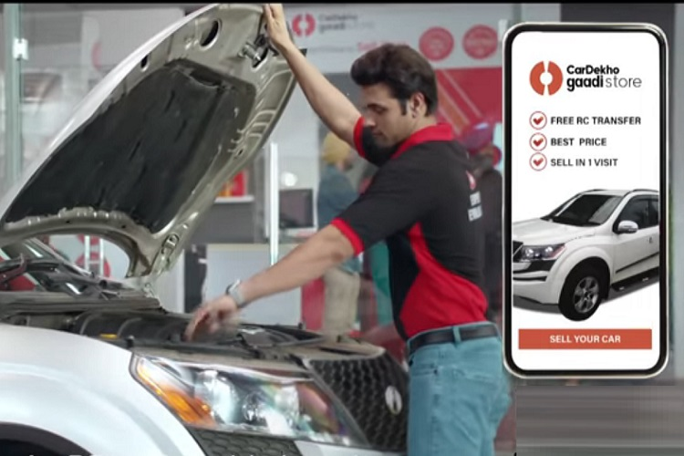 CarDekho in talks to raise $100 mn in Series D round led by Chinese investor Autohome