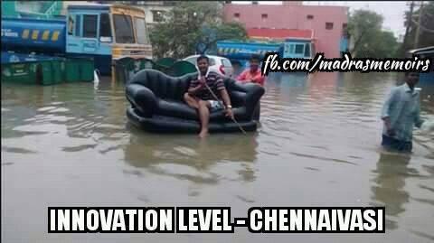 Rain memes: Chennai submerged underwater, but city's ...