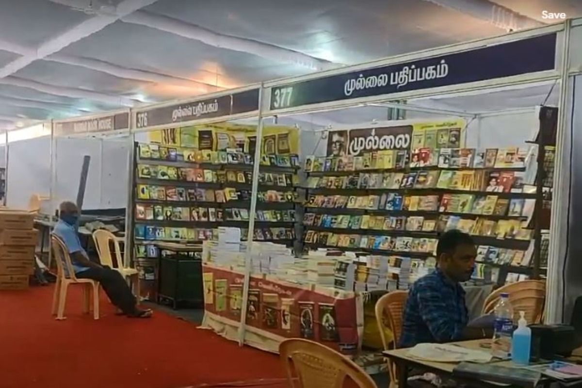 From poetry to Dalit politics Four new Tamil titles released at Chennai Book Fair