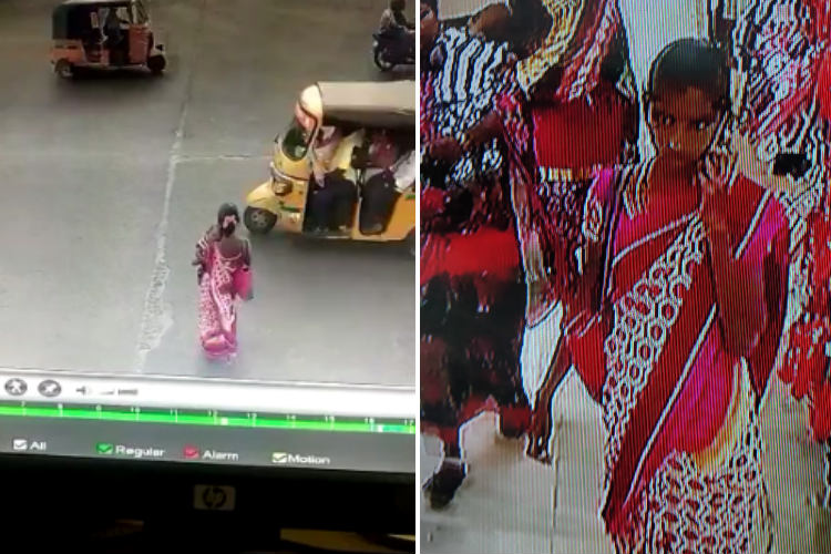 Chennai woman lures parents with promise of film role for baby but kidnaps him, held