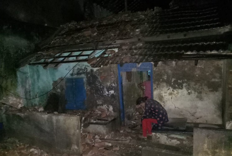 42-year-old woman dies in Chennai, as a wall of her house collapses in rain