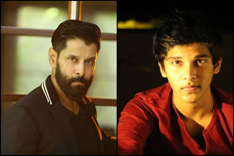 Watch Dhruv Vikram Makes Directorial Debut With Short