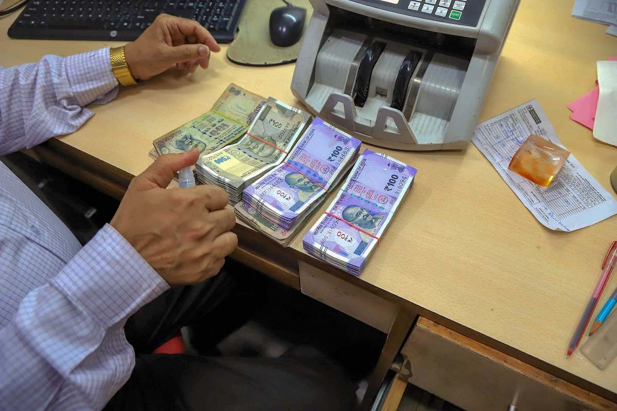 Funds parked by Indians in Swiss banks rise to over Rs 20k crore on surge in securities