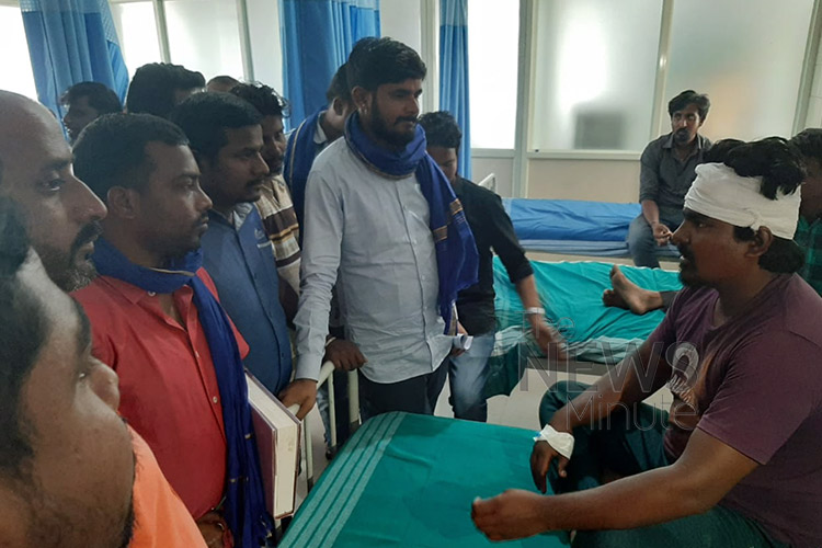 Dalits beaten up in K'taka village for refusing to do free, demeaning work