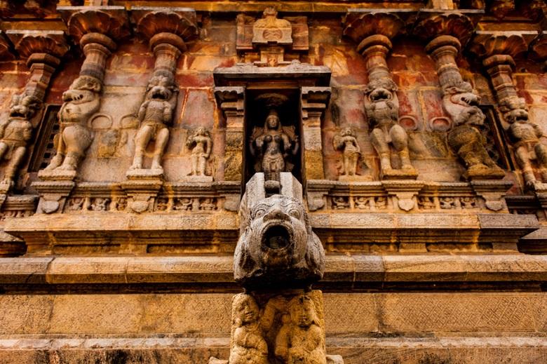 Darasuram's treasure trove of carvings, the intricate Airavateshwara