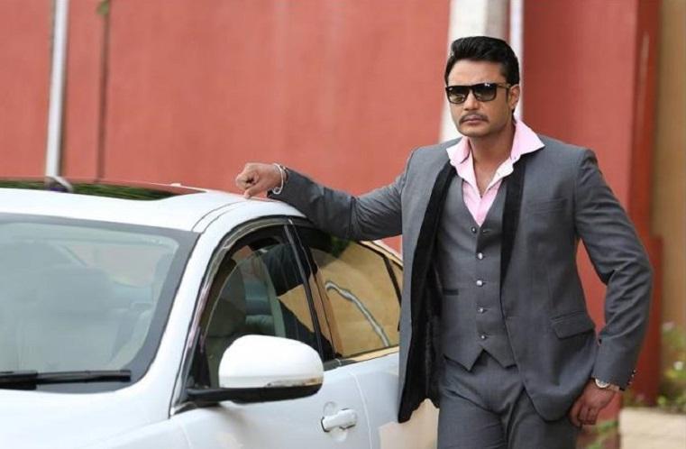 Kannada Actors Darshan Devraj And Prajwal Meet With