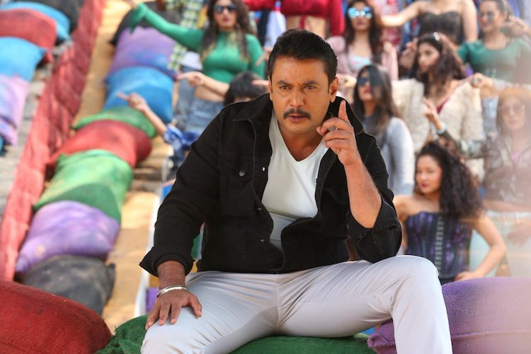 Vakkantham Vamsi to team up with Darshan?
