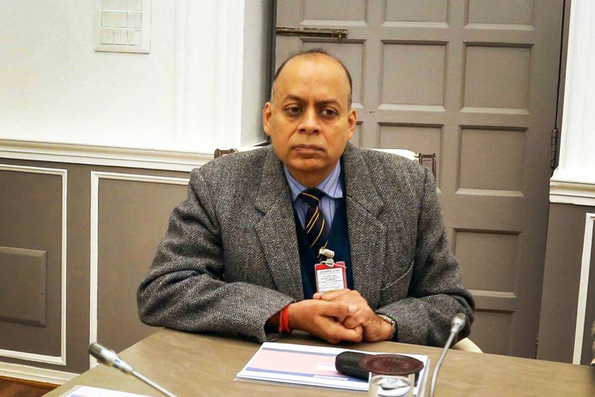 Defence Secretary Ajay Kumar tests positive for coronavirus