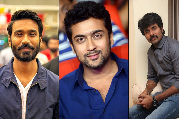 Dhanush, Suriya and Siva Karthikeyan up for a box office clash?