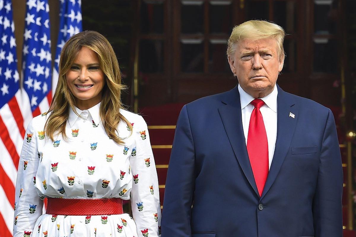 Trump adviser Hope Hicks tests positive for the