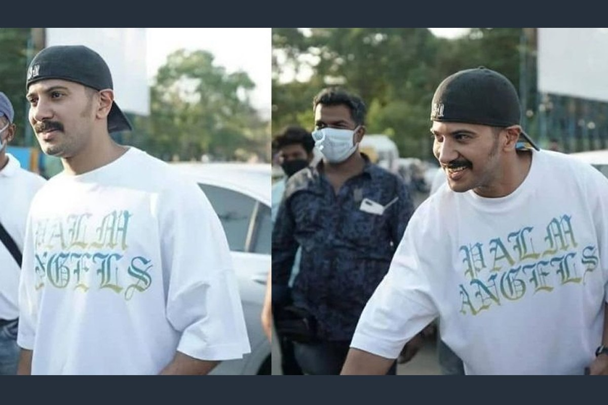 Dulquer sports new get-up for Rosshan Andrrews movie Salute