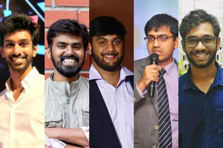 Meet the five Hyderabad-based entrepreneurs on Forbes 30 under 30 Asia 2020 list thumbnail