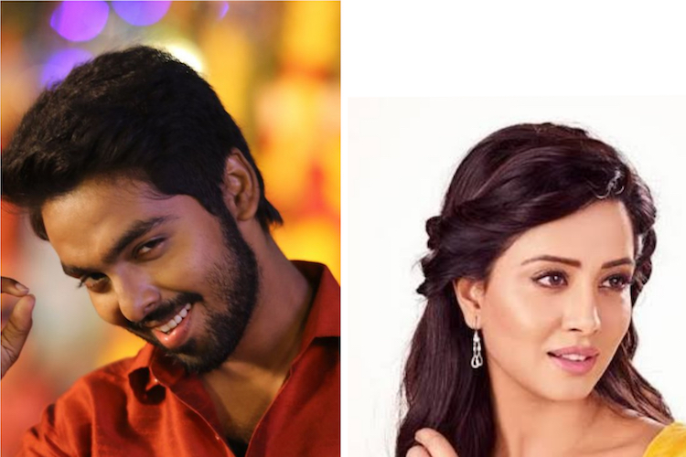 GV Prakash, Raiza Wilson team up for fantasy horror comedy