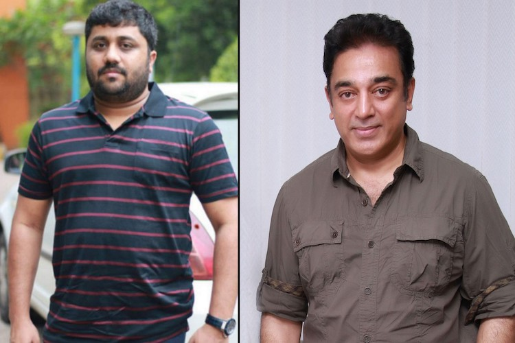 KE Gnanavel Raja files complaint against Kamal Haasan for non payment of dues