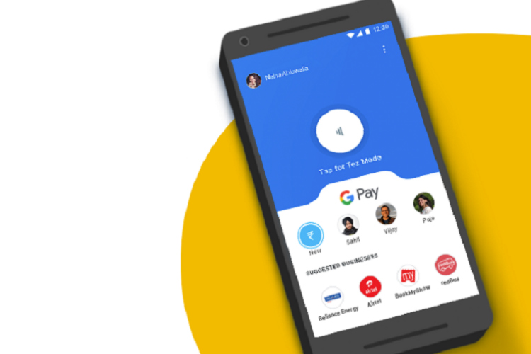 To push Google Pay in India, company to offer cashback incentives on